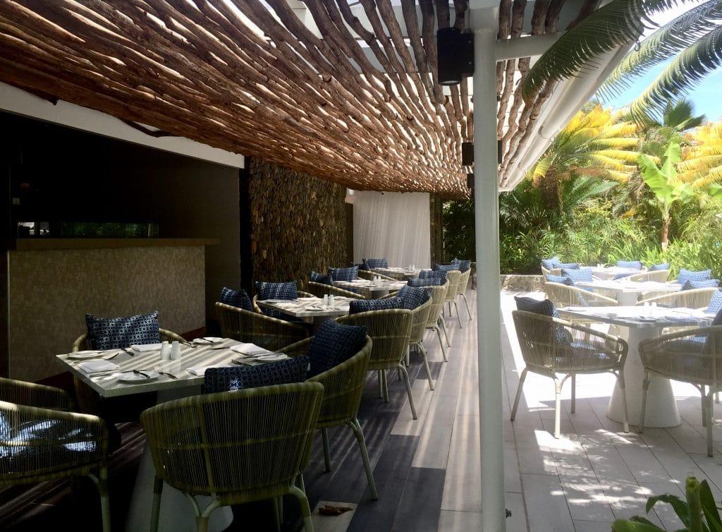 Sofitel Suca restaurant, Fiji
